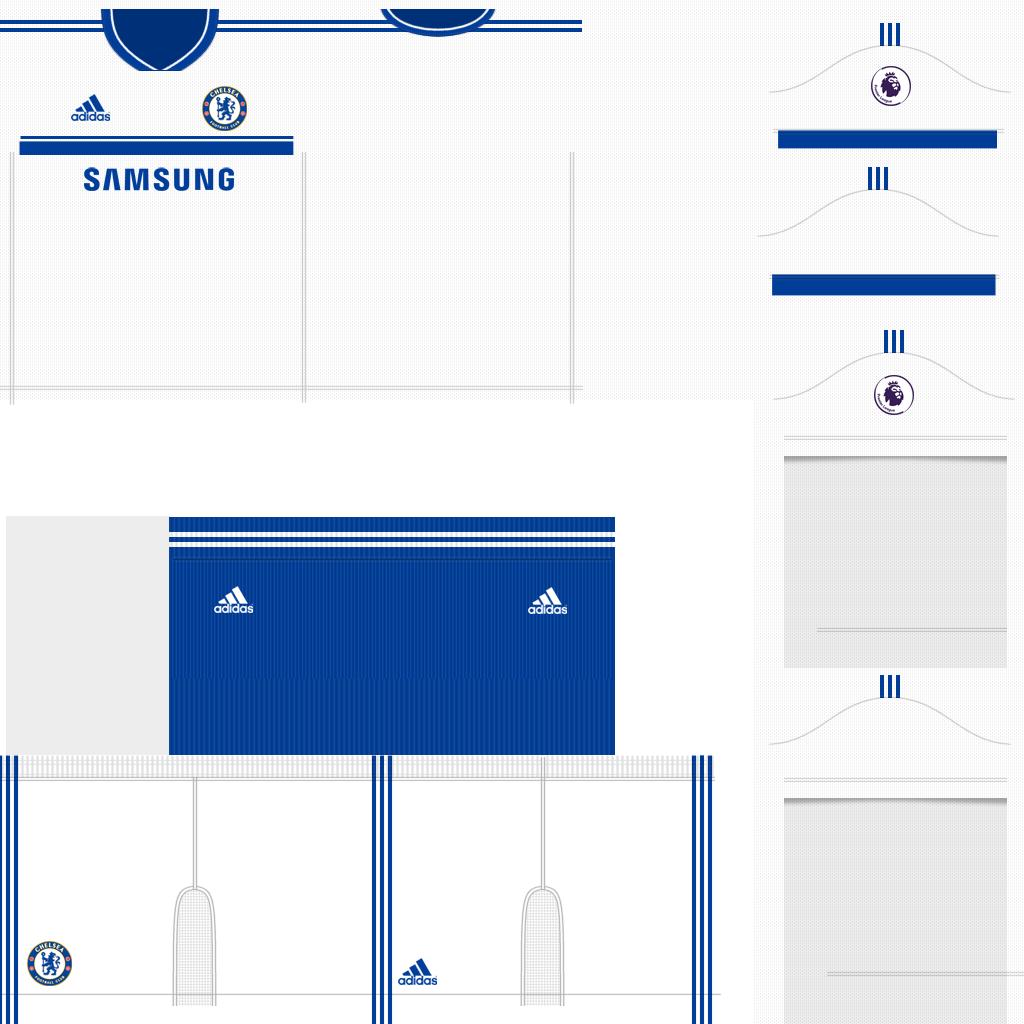첼시 로버스 로고 및 유니폼 FM19버전으로 만들어 주세요, - 로고 ...