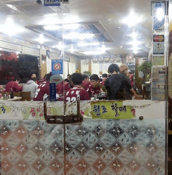 8CA800C9-F554-452A-93E5-07EA307BC189.png 한국 음식이 입맛에 안맞았던 외국인 선수를 위한 배려