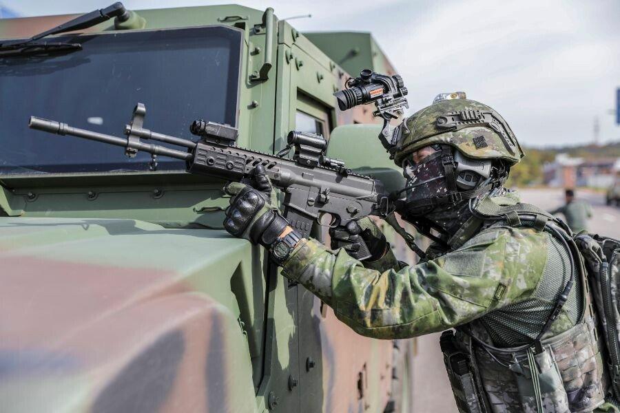 3.jpg 현재 시험중인 국군 신형 위장 패턴