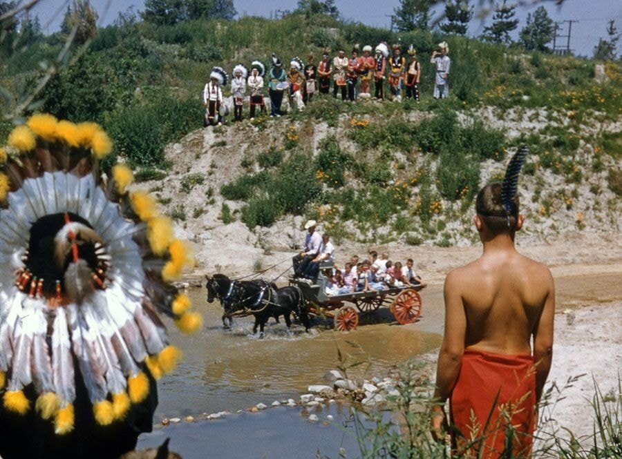pic_017.jpg 1955년 7월 17일 디즈니랜드 풍경