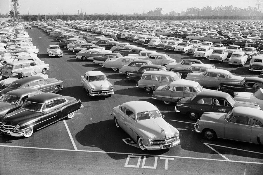 pic_004.jpg 1955년 7월 17일 디즈니랜드 풍경