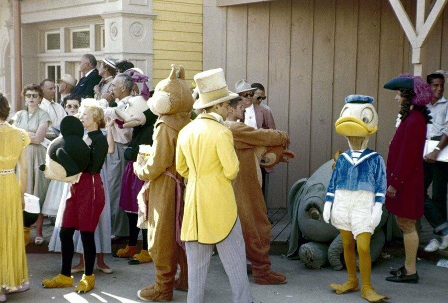pic_020.jpg 1955년 7월 17일 디즈니랜드 풍경