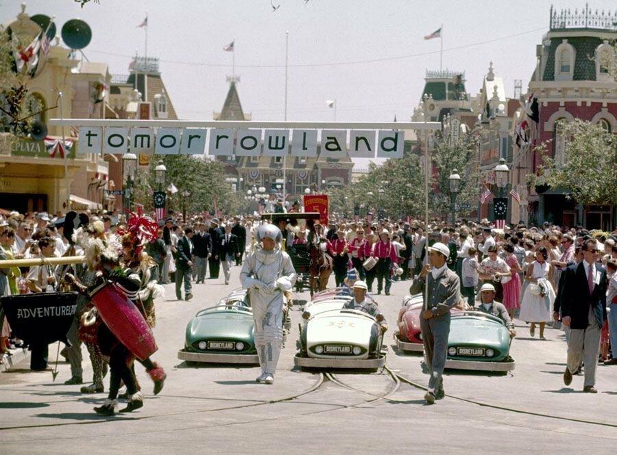 pic_019.jpg 1955년 7월 17일 디즈니랜드 풍경