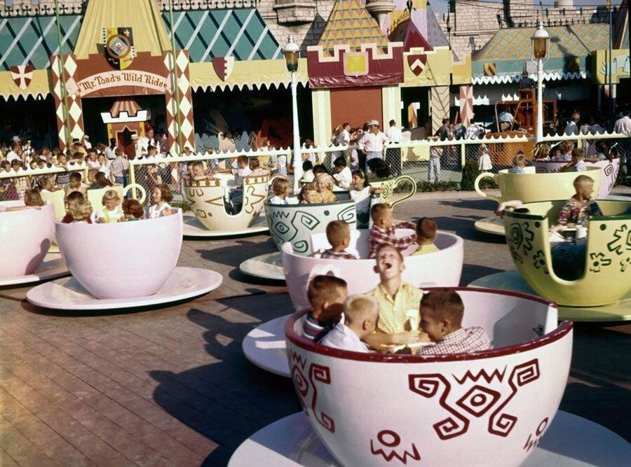 pic_022.jpg 1955년 7월 17일 디즈니랜드 풍경