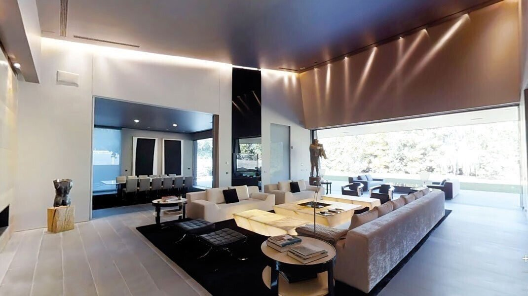 아자르가 구매한 150억짜리 집