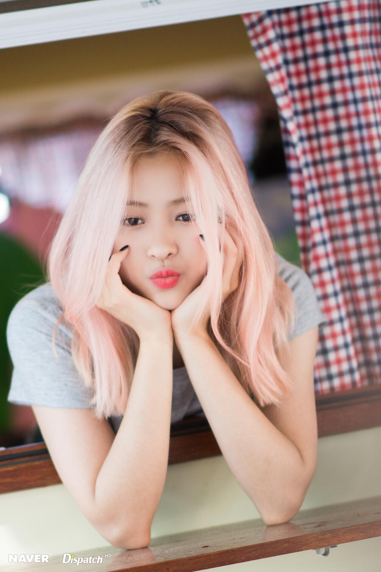 [현장포토] 미소에 반하다…김유정, 해맑은 소녀   디스패치