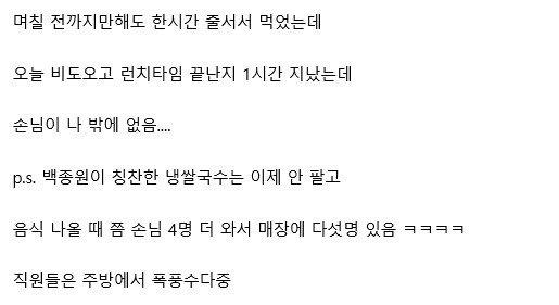 김5.jpg 골목식당에 나온 김민교 식당 근황.jpg