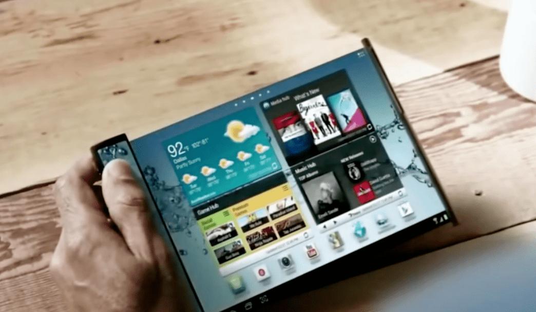 1.png 삼성이 폴더블 폰에 이어 또 외계인 고문한 차기작 핸드폰.JPG