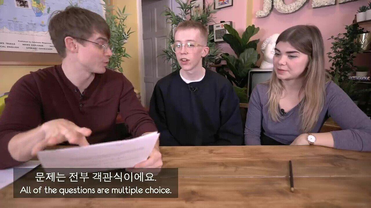 pic_005.jpg 수능 하루전 수능 시험 문제를 풀어본 영국 10대들의 반응.....JPG