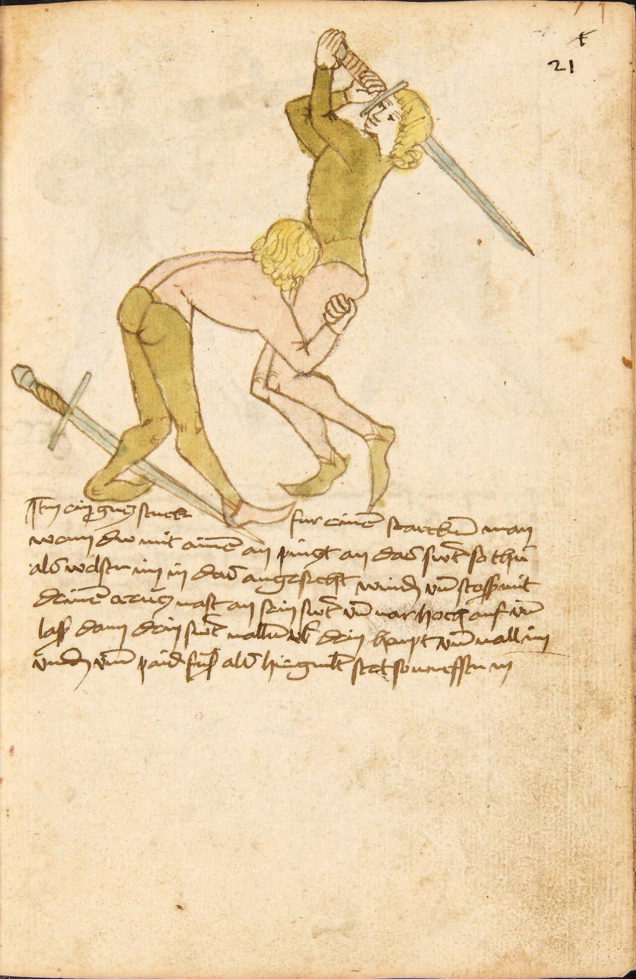 Cod.I.6.4º.2_021r.jpg 15세기의 검술 매뉴얼