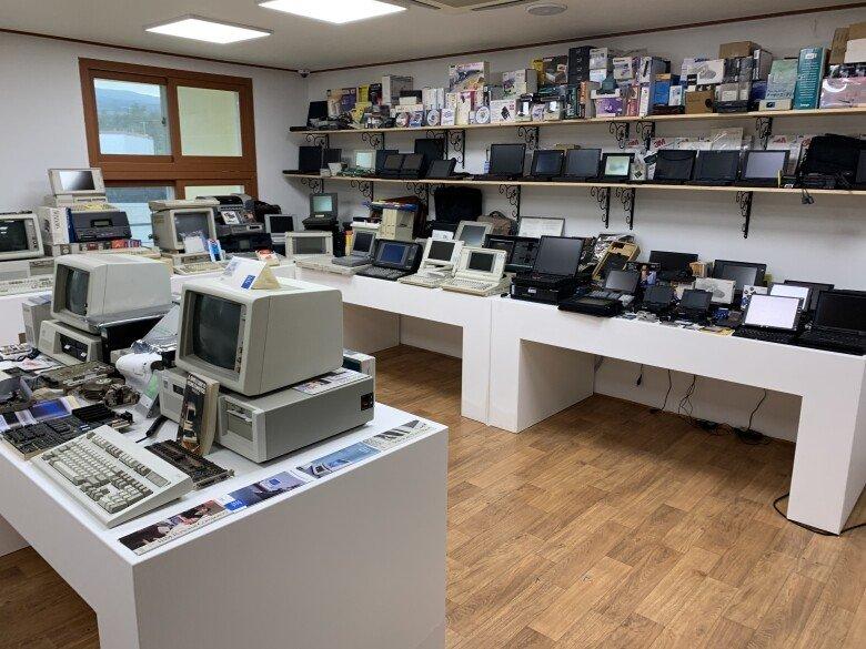 1.jpg 제주도에 있다는 레전드 컴퓨터 박물관