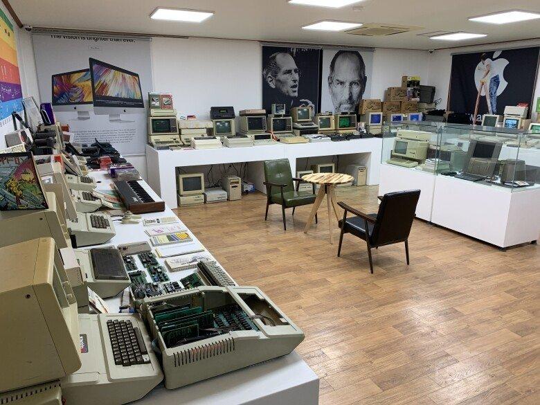 2.jpg 제주도에 있다는 레전드 컴퓨터 박물관