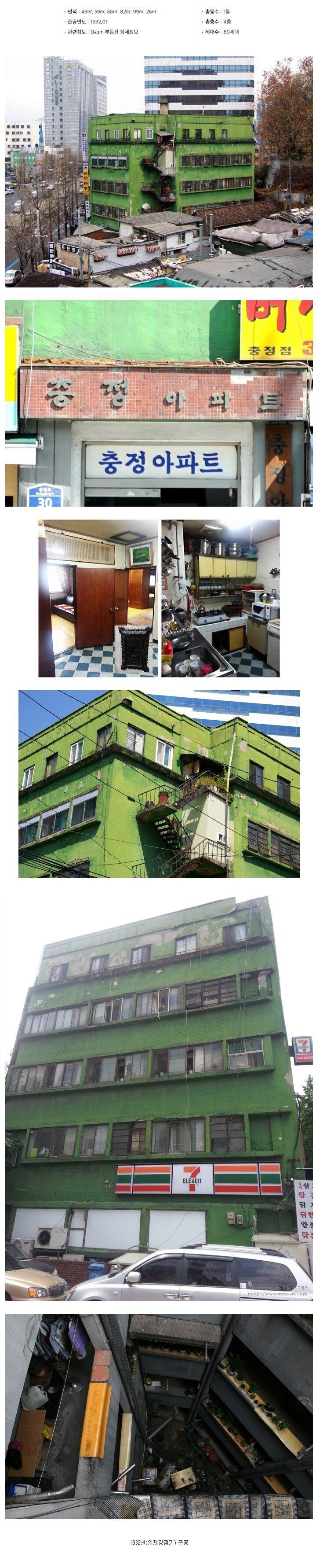 우리나라에서 가장오래된아파트 ㅎㄷㄷ 한국에서 제일 오래된 아파트.JPG