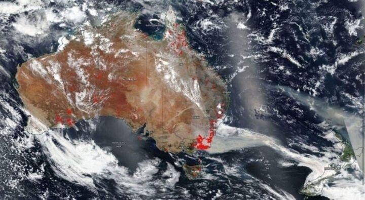 B4A49938-47ED-453A-A252-9BFC6E5BC4DC.jpeg 우주에서 본 호주 산불 사진