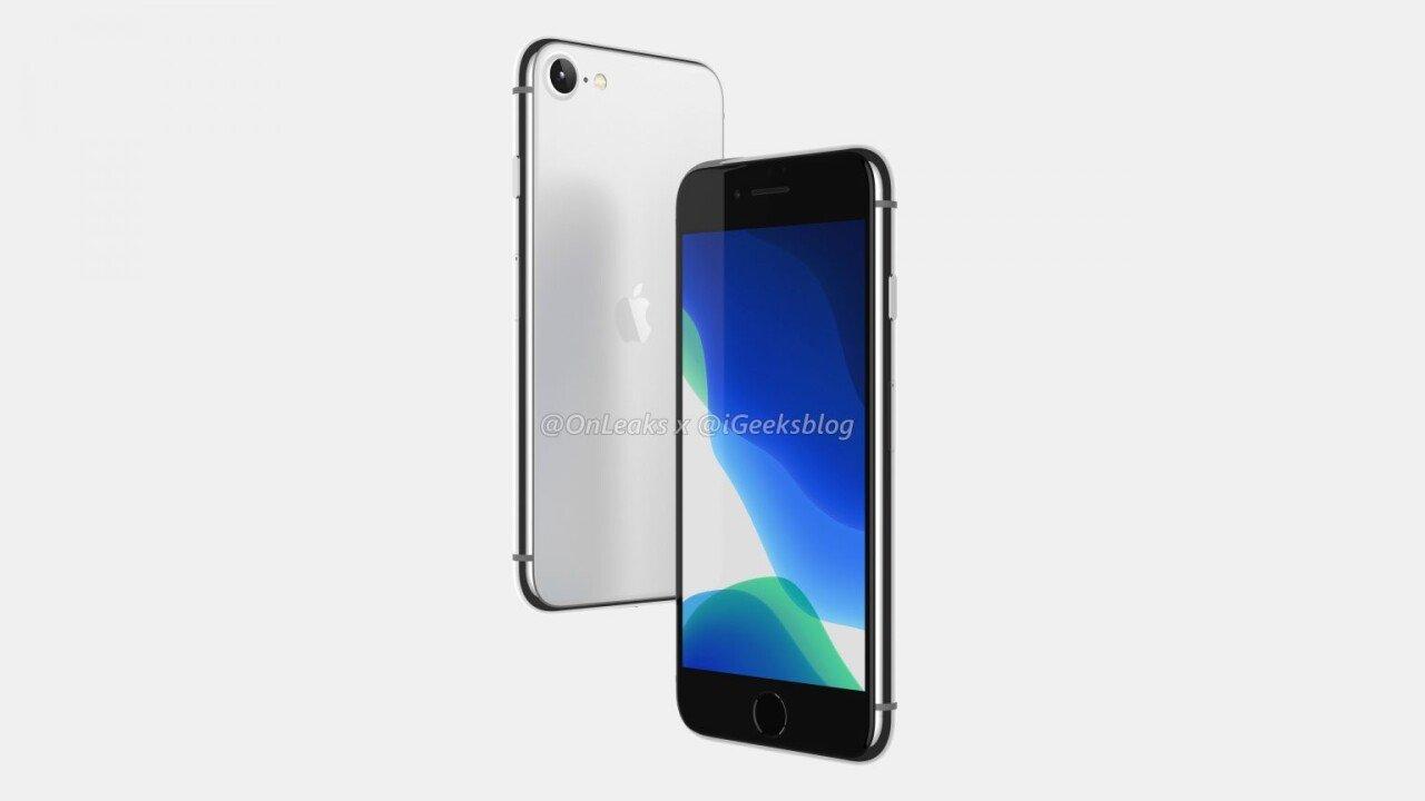 060B822B-EB74-4B87-A4A7-F2B5F3D847B0.jpeg 아이폰9 (또는 아이폰SE2) 사실상 확정 디자인.JPG