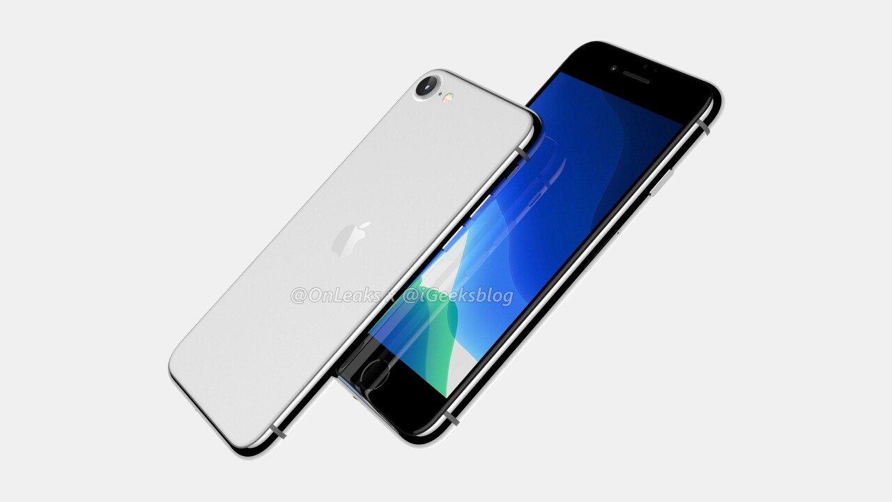799B8B76-681F-4375-A79A-C0719AB2EA08.jpeg 아이폰9 (또는 아이폰SE2) 사실상 확정 디자인.JPG