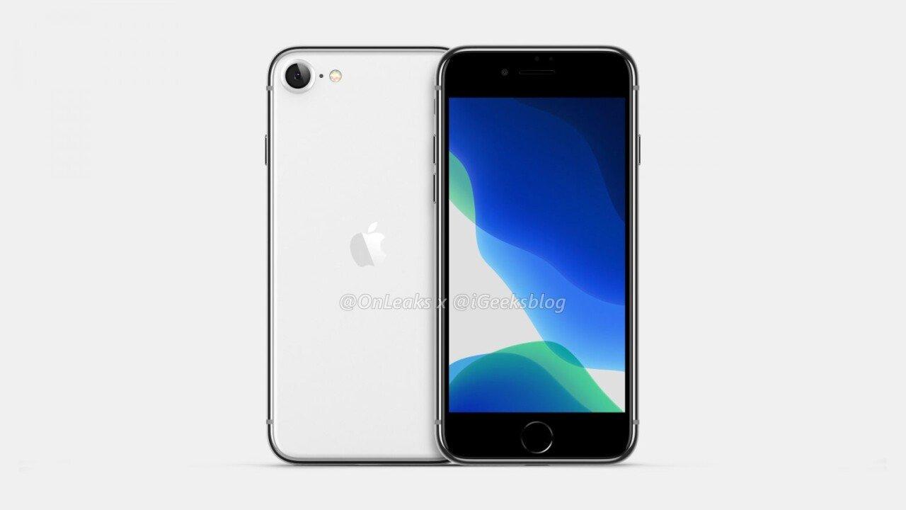 2287FA44-E56A-41F4-A273-E3BFC609A05F.jpeg 아이폰9 (또는 아이폰SE2) 사실상 확정 디자인.JPG