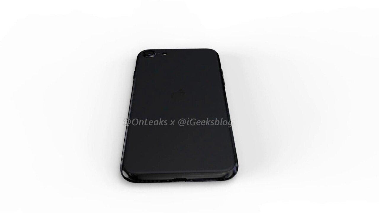 F07C6286-AA73-458C-B6C2-904424227F7A.jpeg 아이폰9 (또는 아이폰SE2) 사실상 확정 디자인.JPG