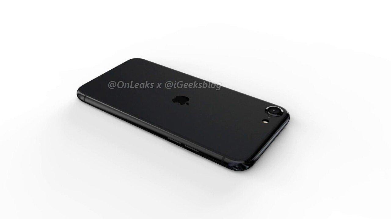 0902B22A-BAD5-4D4D-93AB-ADCBF2097B31.jpeg 아이폰9 (또는 아이폰SE2) 사실상 확정 디자인.JPG