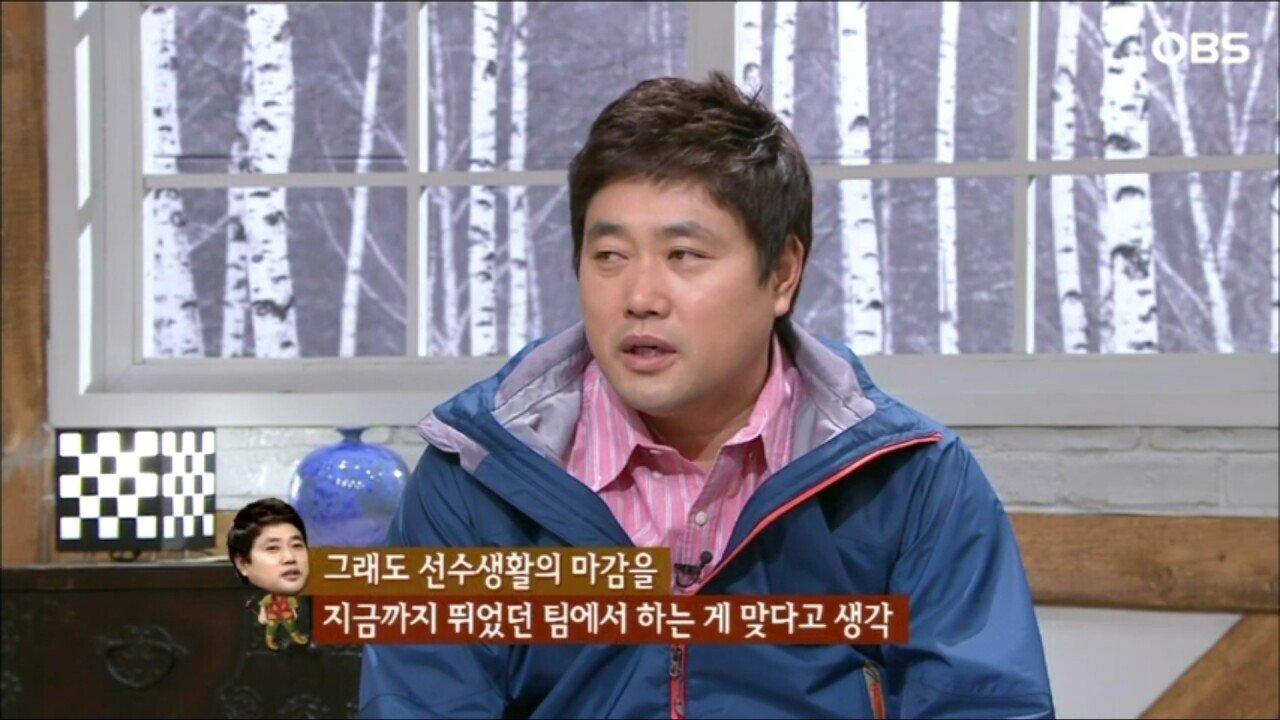 Screenshot_20190831-175129_YouTube.jpg 양준혁)선수생활 말년때 김성근 감독의 sk 오퍼가 있었다.