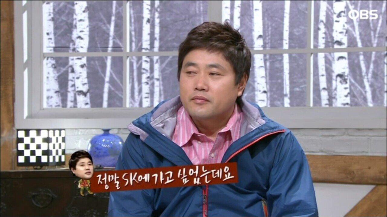 Screenshot_20190831-175108_YouTube.jpg 양준혁)선수생활 말년때 김성근 감독의 sk 오퍼가 있었다.