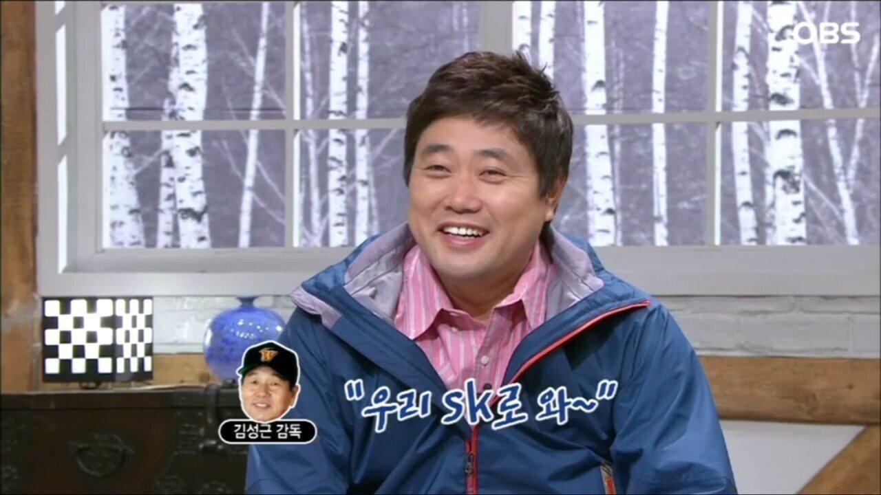 Screenshot_20190831-175026_YouTube.jpg 양준혁)선수생활 말년때 김성근 감독의 sk 오퍼가 있었다.