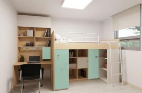 56.JPG 원룸형 4인실 형태의 대학교 기숙사.jpg