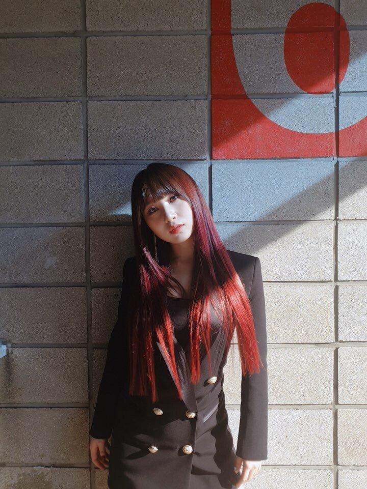 [트위터] 200212 로켓펀치 멤버스 #쥬리