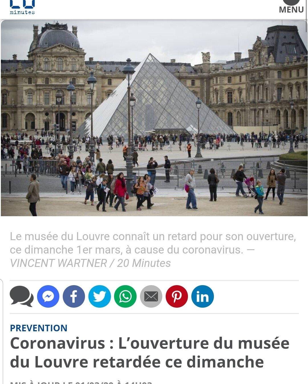 Screenshot_20200301-231148_Chrome.jpg (속보)프랑스 루브루 코로나바이러스로 패쇄논의중