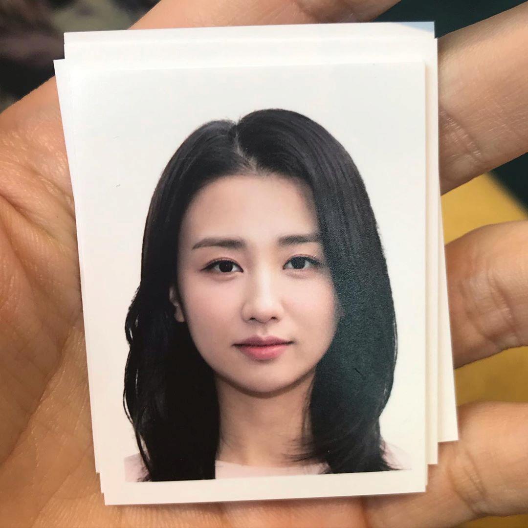 박하선 증명사진