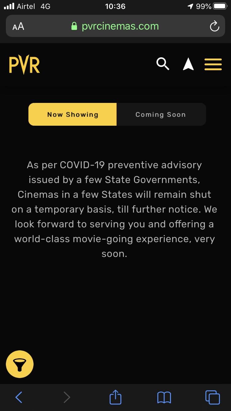 [속보] 인도 영화관 근황 ㅎㄷ.jpg