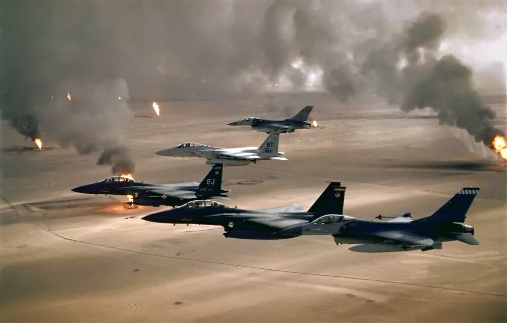1.jpg 사실상 미군 첨단 무기 실전테스트였던 전쟁