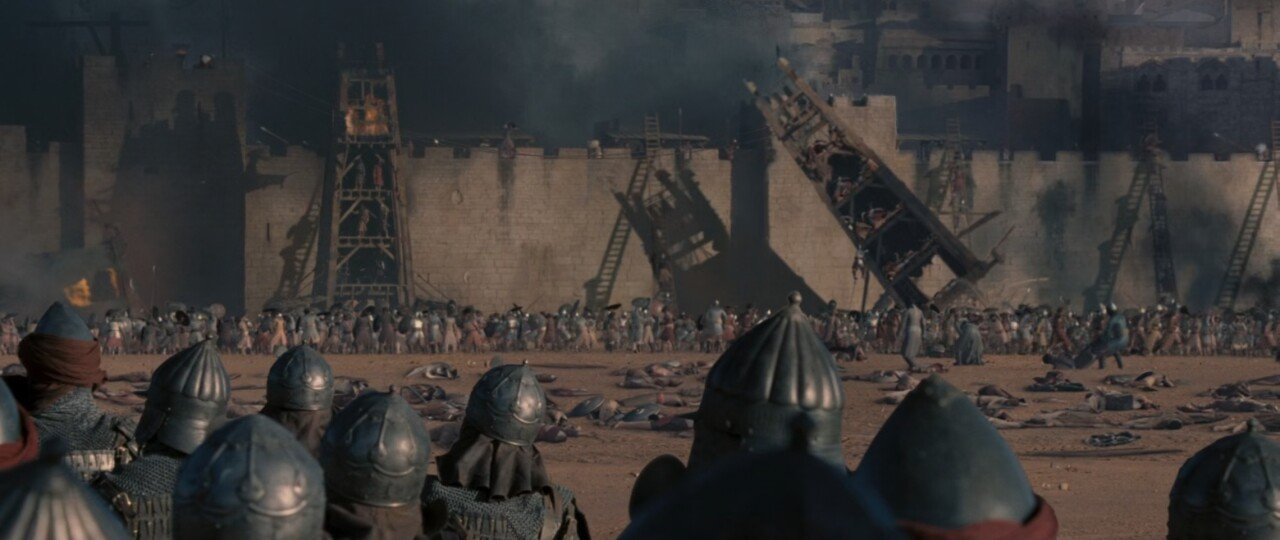 영화 킹덤 오브 헤븐(2005) 봤다 - 정치/시사 - 에펨코리아