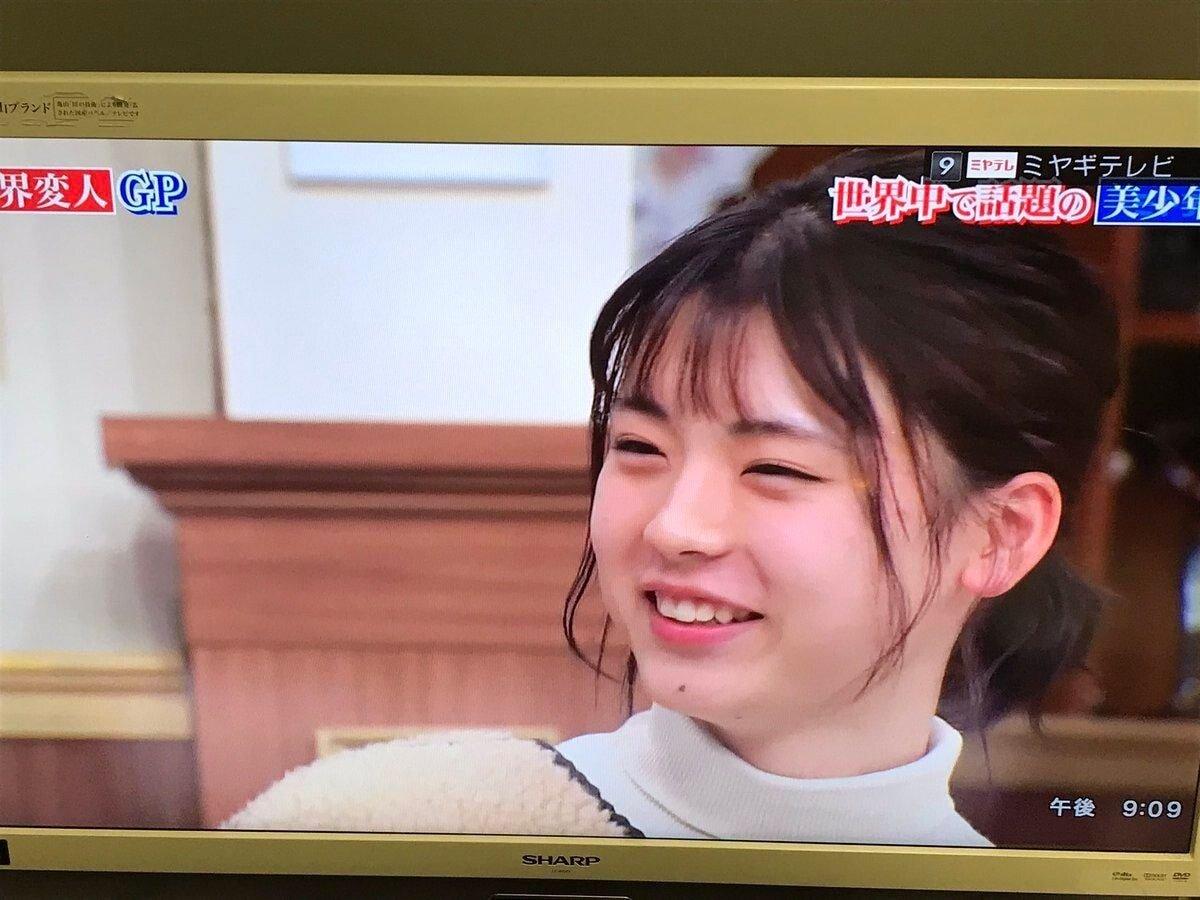 11.jpg SNS에서 외모로 핫해지고 방송까지 나온 일본 고딩