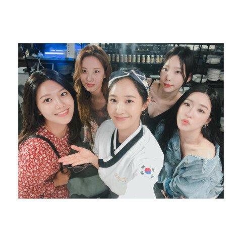 d32ca8fbfc9e09d7856e283c6d267a34269842e4.jpg 유리가 소녀시대 멤버들에게 대접한 코스요리