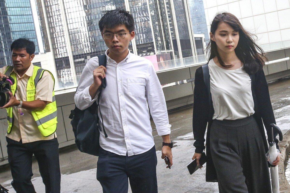 359cdd2a-7fdd-11ea-8736-98edddd9b5ca_image_hires_093126.jpg 홍콩 우산 혁명 주역, 민주화 운동가 아그네스 차우 자택에서 체포