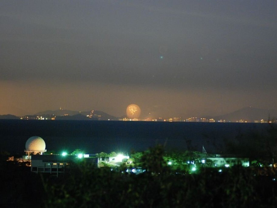 image_cv2.jpg 대마도에서 바라본 부산광역시 모습.JPG