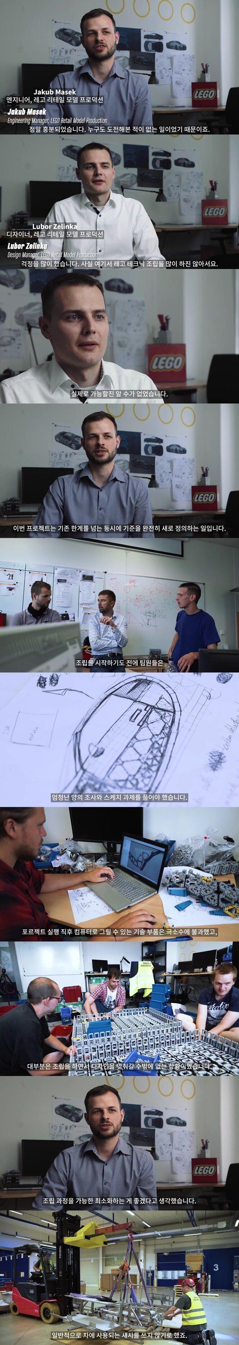 레고 테크닉 부가티 42083 - 불가능을 조립하다(다큐멘터리)-vert2.jpg 스압) 레고로 달리는 부가티를 만들다.Docu