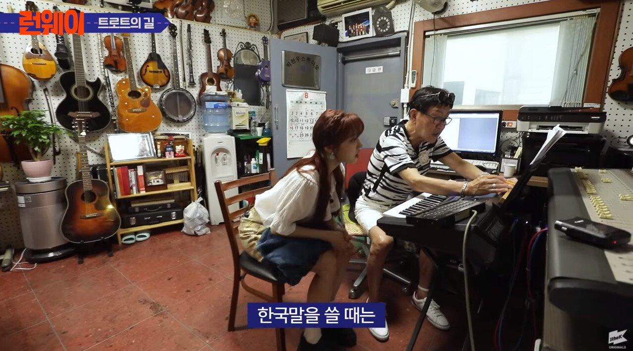 bandicam 2020-09-25 22-28-29-773.jpg 말이 통하는데 안통하는 여자 아이돌,jpg