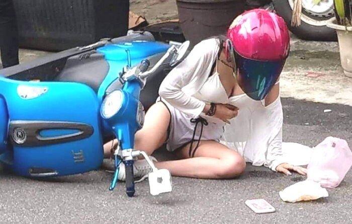 사고나고 수리비 안받겠다는 BMW 차주