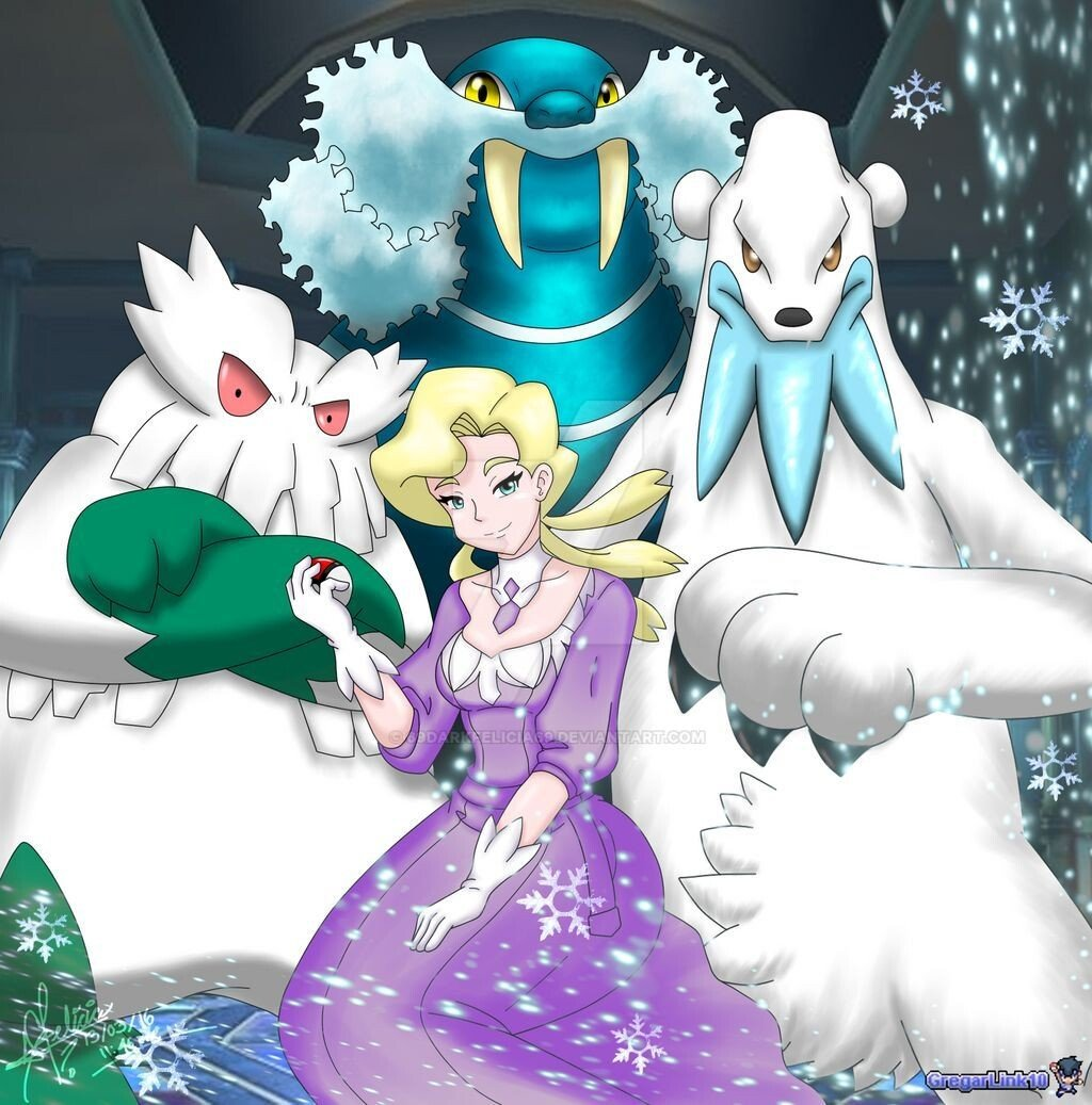 elite_four__glacia_by_69darkfelicia69_d9v6365-fullview.jpg 포켓몬스터 시리즈별 사천왕들을.ARABOZA