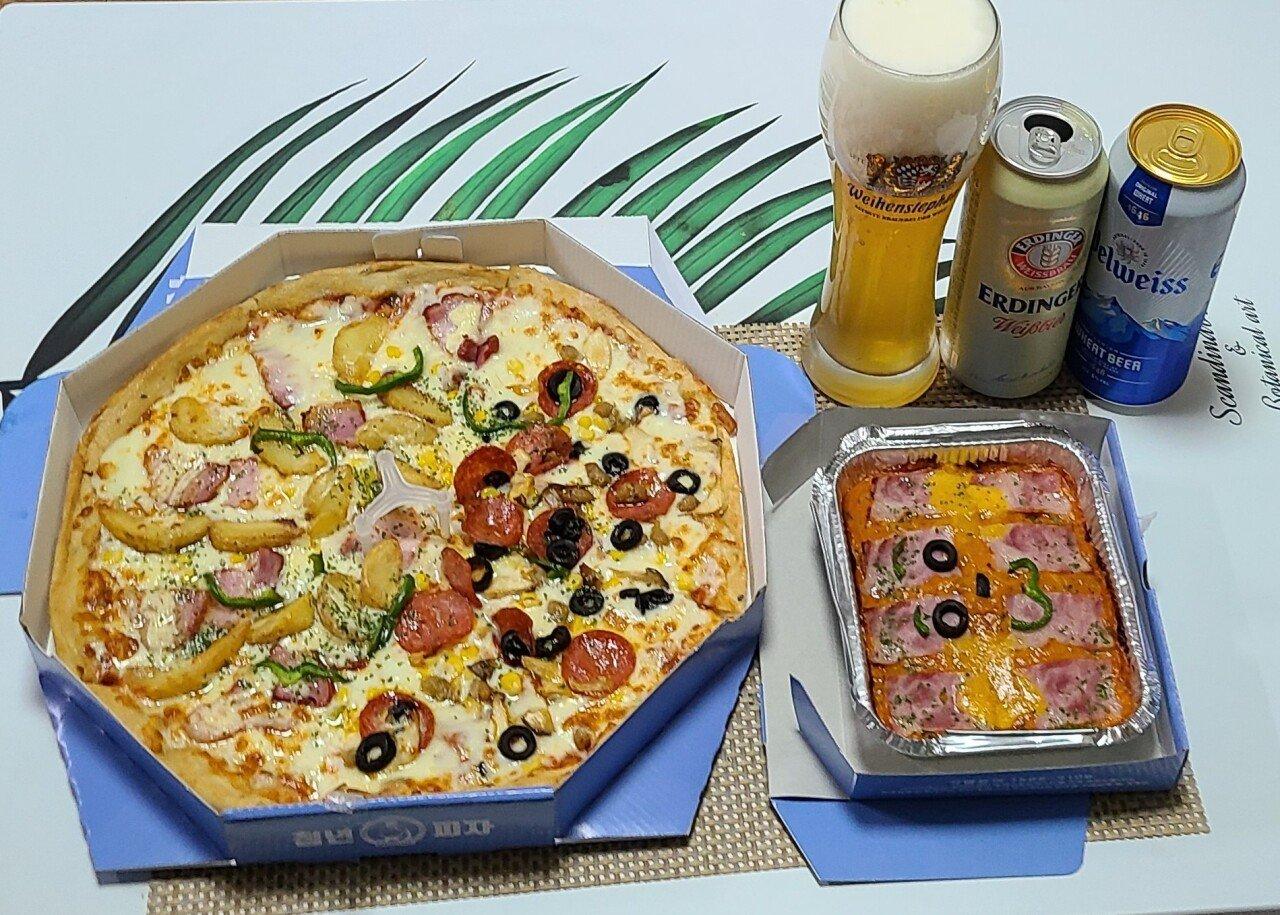 20201020_162822~01~01.jpg 오랜만의 피자 + 맥주 조합.jpg