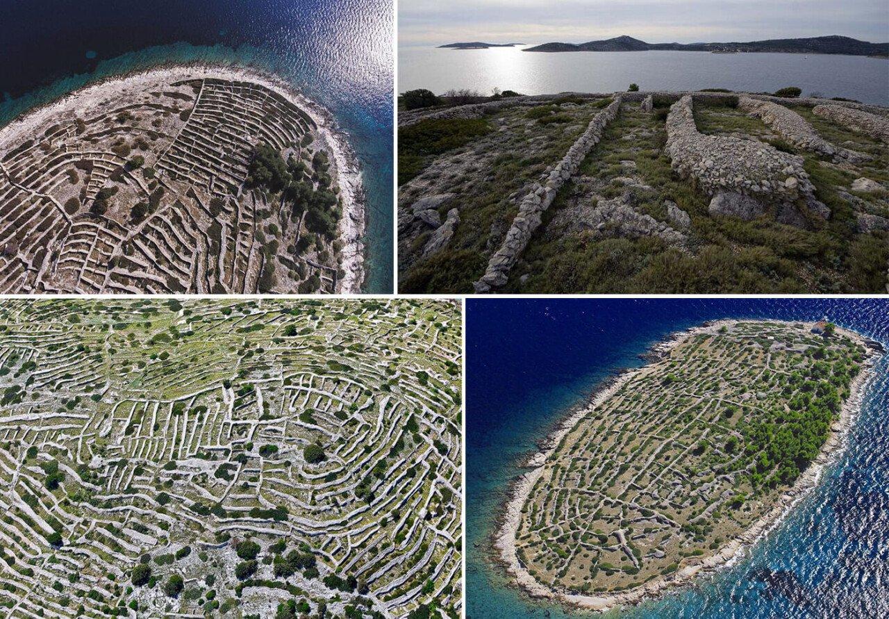 Baljenac-Croazia-3.jpg 사람의 지문을 닮은 섬