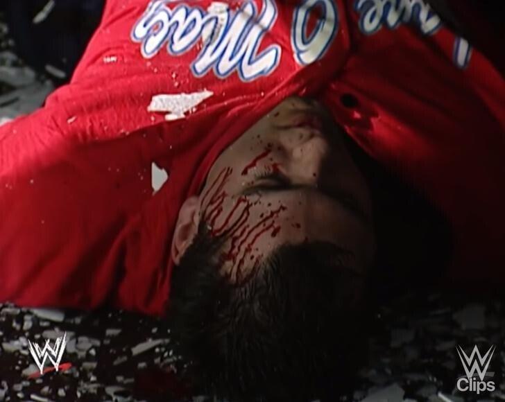 1772737.jpg WWE 놀라웠던 경기의 뒷이야기