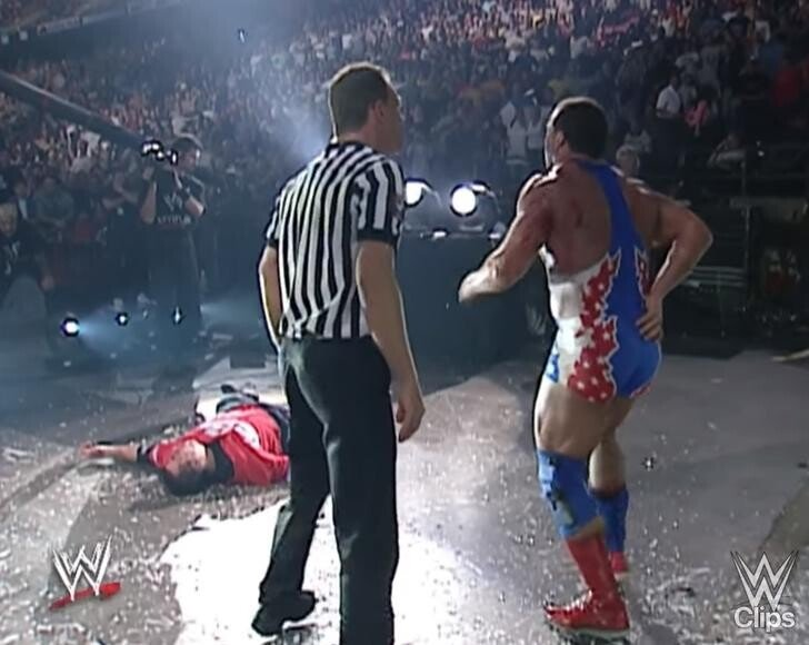 1772741.jpg WWE 놀라웠던 경기의 뒷이야기