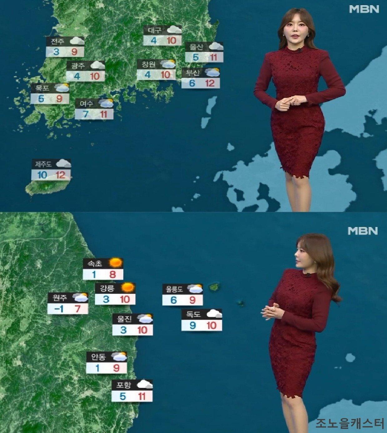 저녁14.jpg 내일, 전국 대부분 공기질 나쁨(일요일 전국 대부분 눈 또는 비)