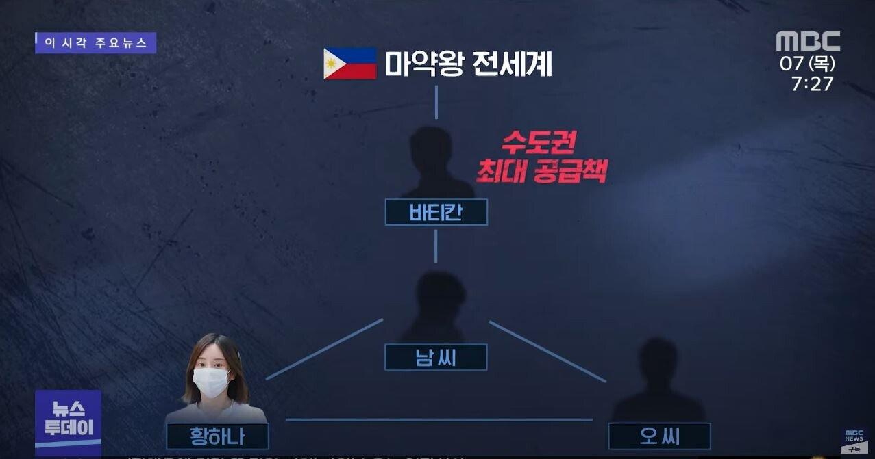 19.JPG [속보] 황하나 마약 유통과정 (MBC뉴스투데이 단독취재)