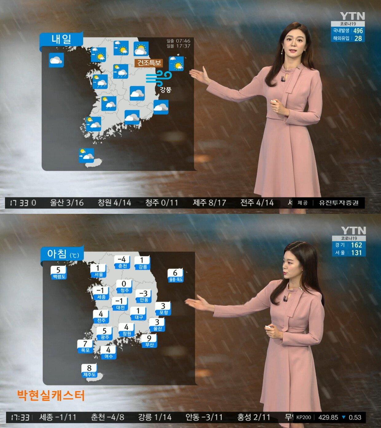 저녁01.jpg 미세먼지에 눈 건강 비상 (내일 미세먼지 서쪽 나쁨 및 흐리고 곳곳 비)