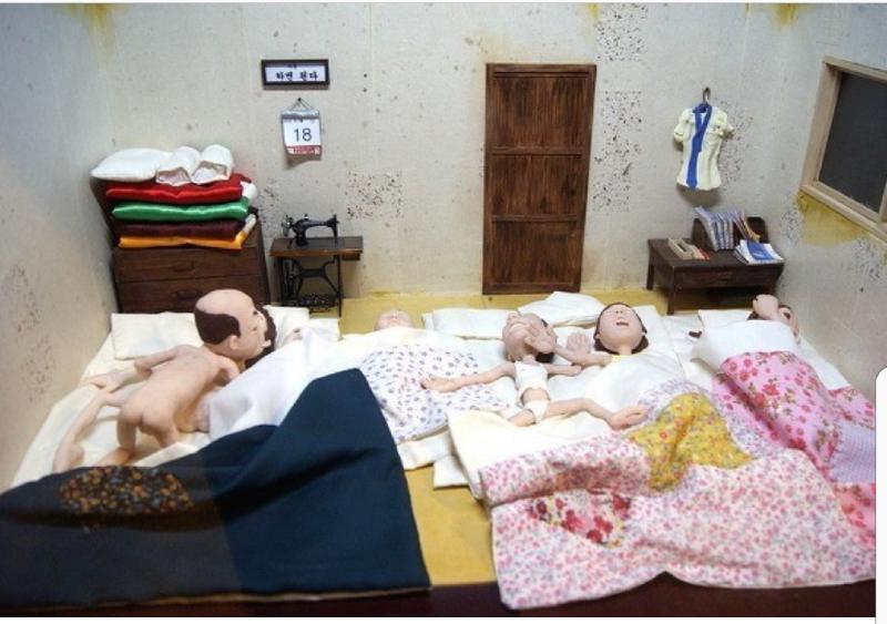 대한민국 70년대.. 부모님들의 사랑 풍경