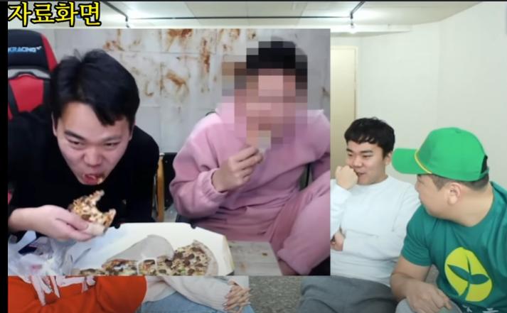 fghn.PNG 염보성 유튜브. 일반인 보호 모자이크.